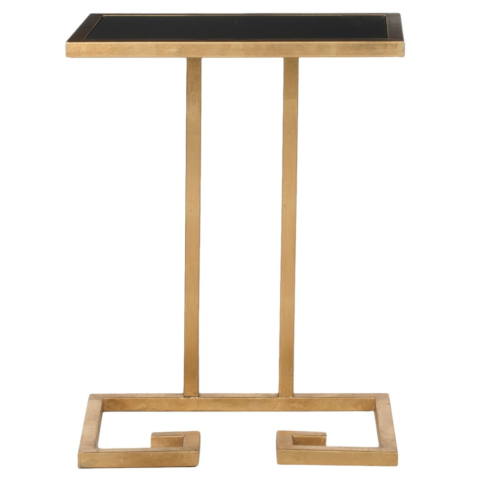 Murphy Accent Table - Gold - Safavieh
