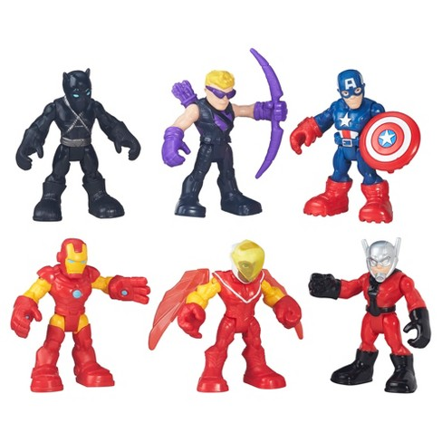 Playskool Heroes Super Hero Adventures Captain America Super Jungle Squad - image 1 of 2