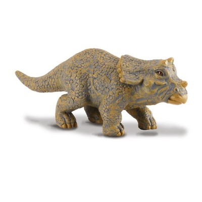 Breyer Animal Creations CollectA Prehistoric Life Collection Miniature Figure   Triceratops Baby