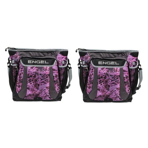 Engel 24 Can Prym1 High Performance Backpack Ice Cooler, Pink Camo (2 Pack) - image 1 of 4