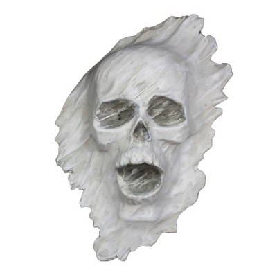 "Halloween 20.0"" Skull Wall Decor Spooky  -  Decorative Figurines"