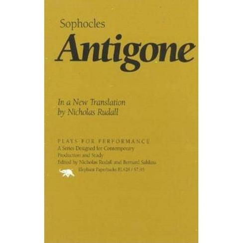 Antigone - (Plays for Performance) (Paperback) - image 1 of 1
