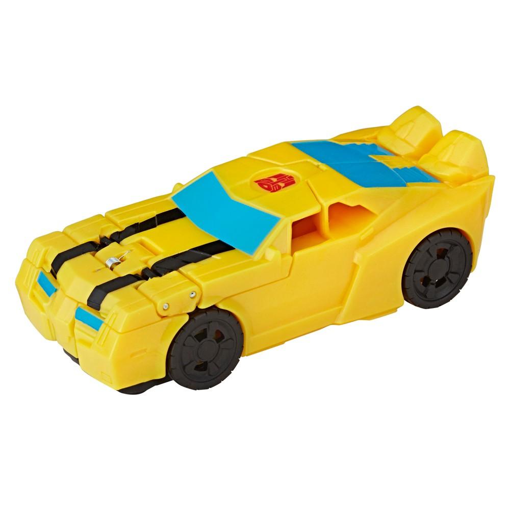 Transformers Cyberverse Bumblebee Figure