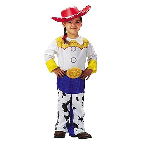 Disney Toy Story Girls Toddler Jessie Costume 2t 4t Target