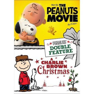 The Peanuts Movie / Charlie Brown Christmas (DVD)(2017)
