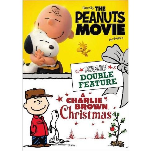 The Peanuts Movie Charlie Brown Christmas Dvd 2017 Target