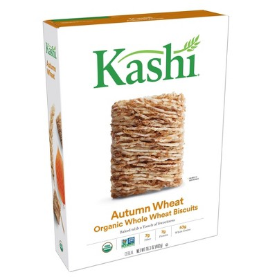 Kashi Organic Autumn Wheat Breakfast Cereal -16.3oz