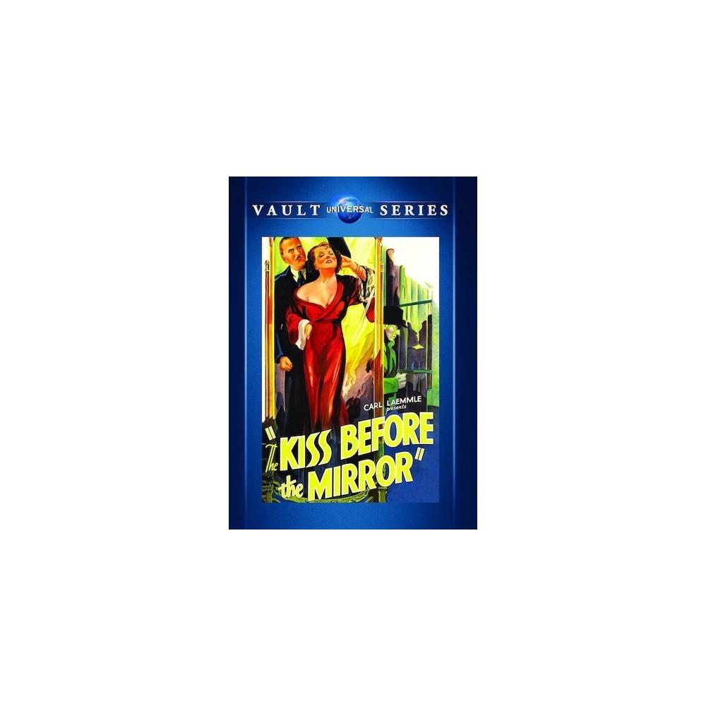 Kiss Before The Mirror (Dvd)