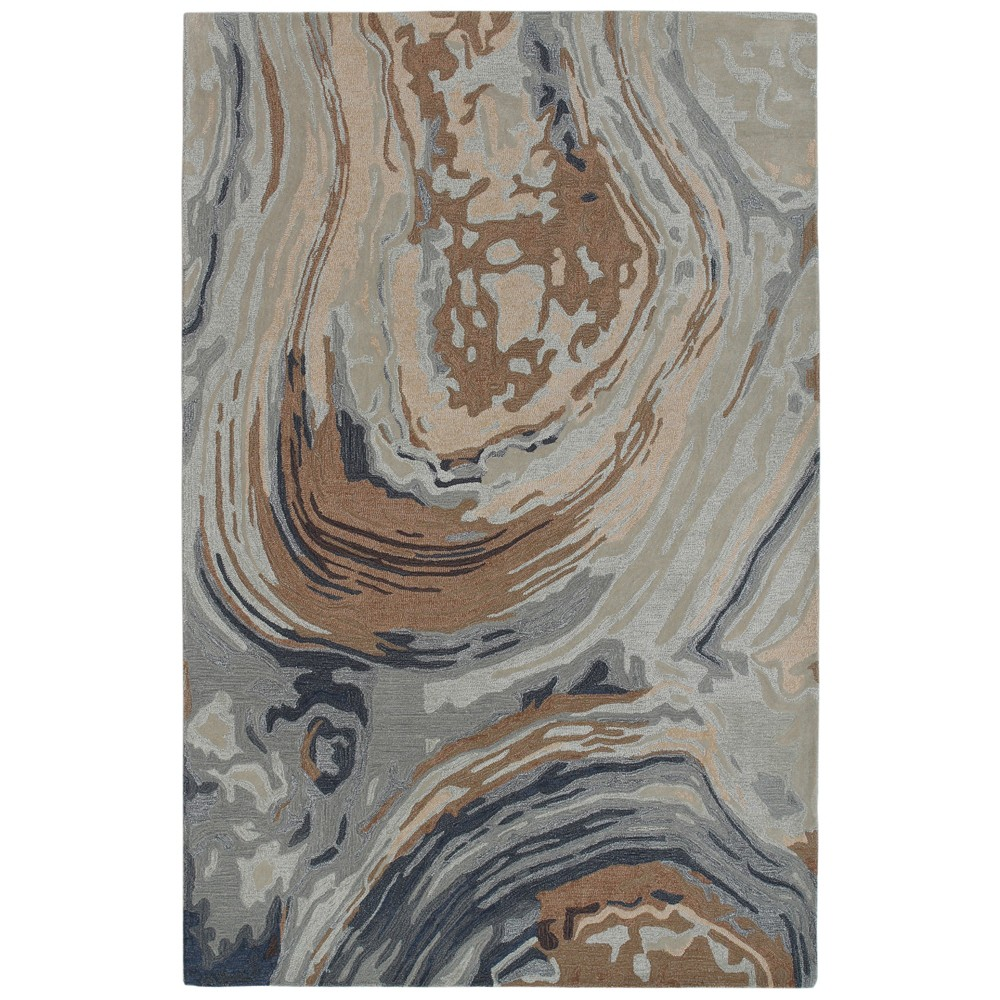 """Image of """"8'3""""""""X11'6"""""""" Galaxy Tufted Area Rug Natural - Liora Manne, White"""""""