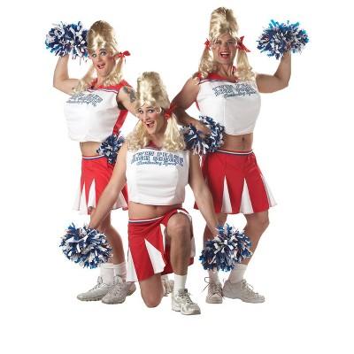 California Costumes Varsity Cheerleader Adult Costume