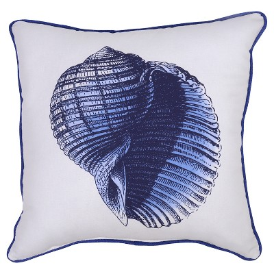 18  Throw Pillow - Conch Shell - Threshold™