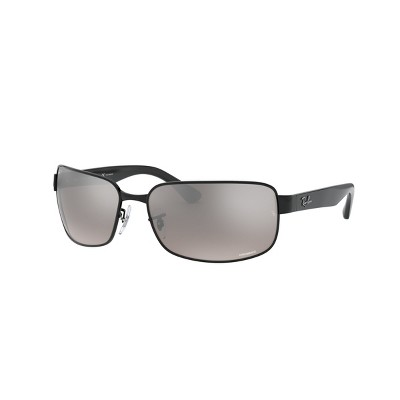 Ray-Ban RB3566CH 65mm Male Rectangle Sunglasses Polarized