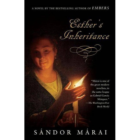 Esther's Inheritance - (Vintage International) by  Sandor Marai (Paperback) - image 1 of 1