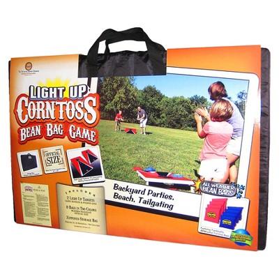 Driveway Games Light Up Corntoss Bean Bag Game