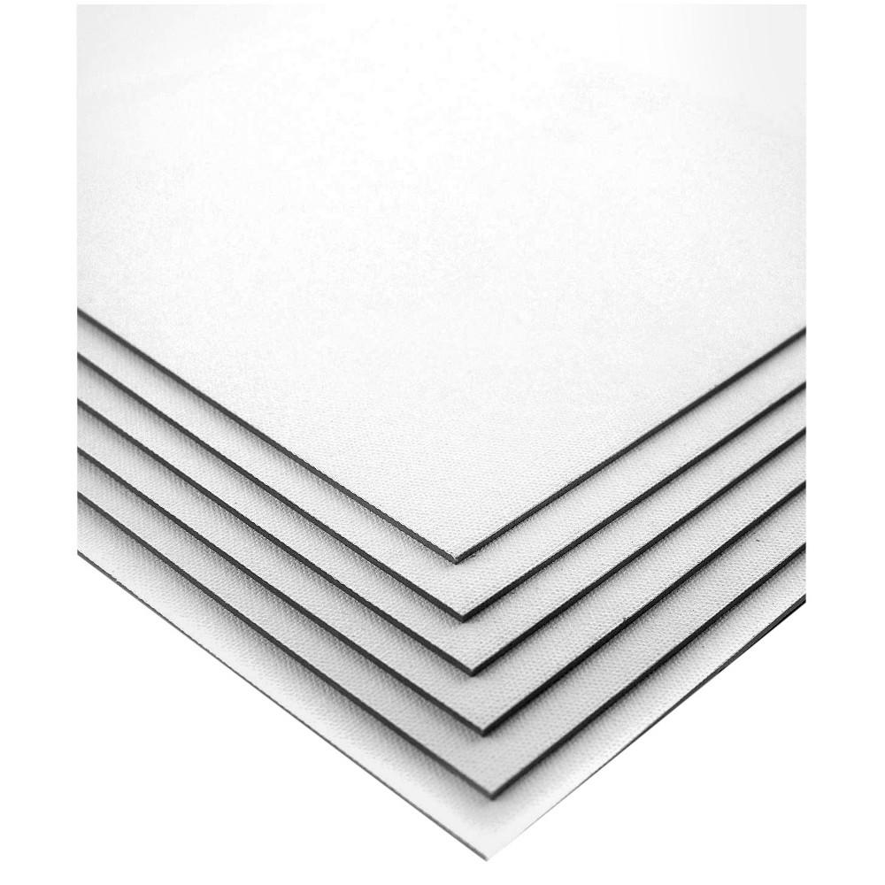 Fredrix Value Series Cut Edge Canvas Panels, White, 11