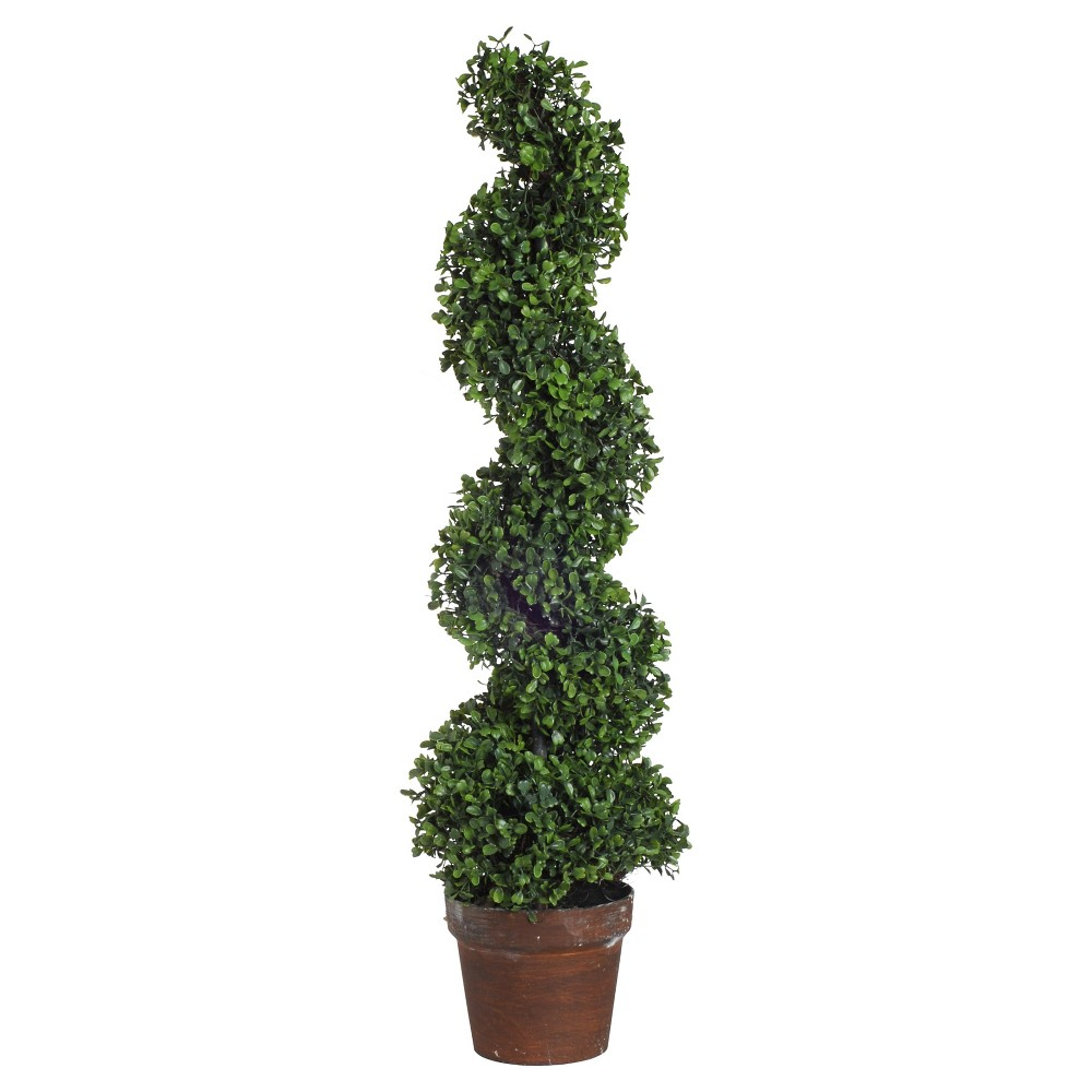 Image of Faux Boxwood Topiary (35) - A&b Home, Green