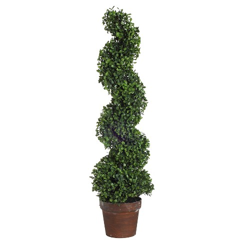 "Faux Boxwood Topiary (35"") - A&B Home - image 1 of 3"