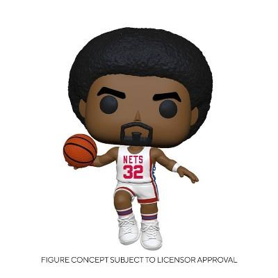 Funko POP! NBA: Legends - Julius Erving (Brooklyn Nets Home Jersey)