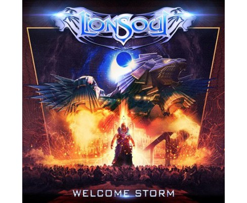 Lionsoul - Welcome Storm (CD) - image 1 of 1