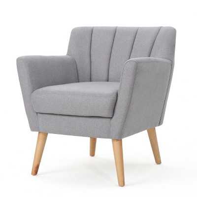 Merel Mid-Century Club Chair - Christopher Knight Home