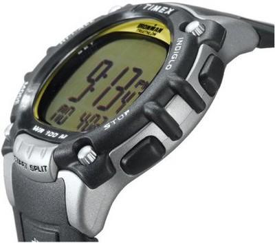 Men's Timex Ironman Classic 100 Lap Digital Watch - Black T5E231JT, Size: Small