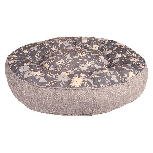Round Mattress Pet Bed - Boots & Barkley™ - image 1 of 1