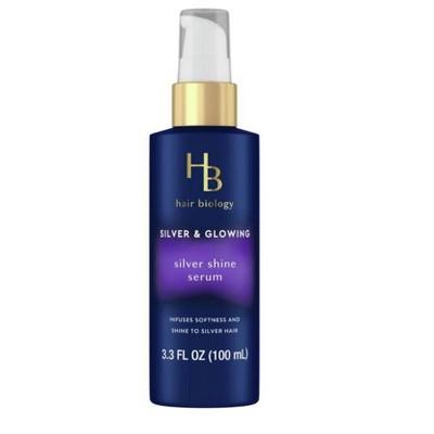 Hair Biology Silver Shine Serum - 3.3 fl oz