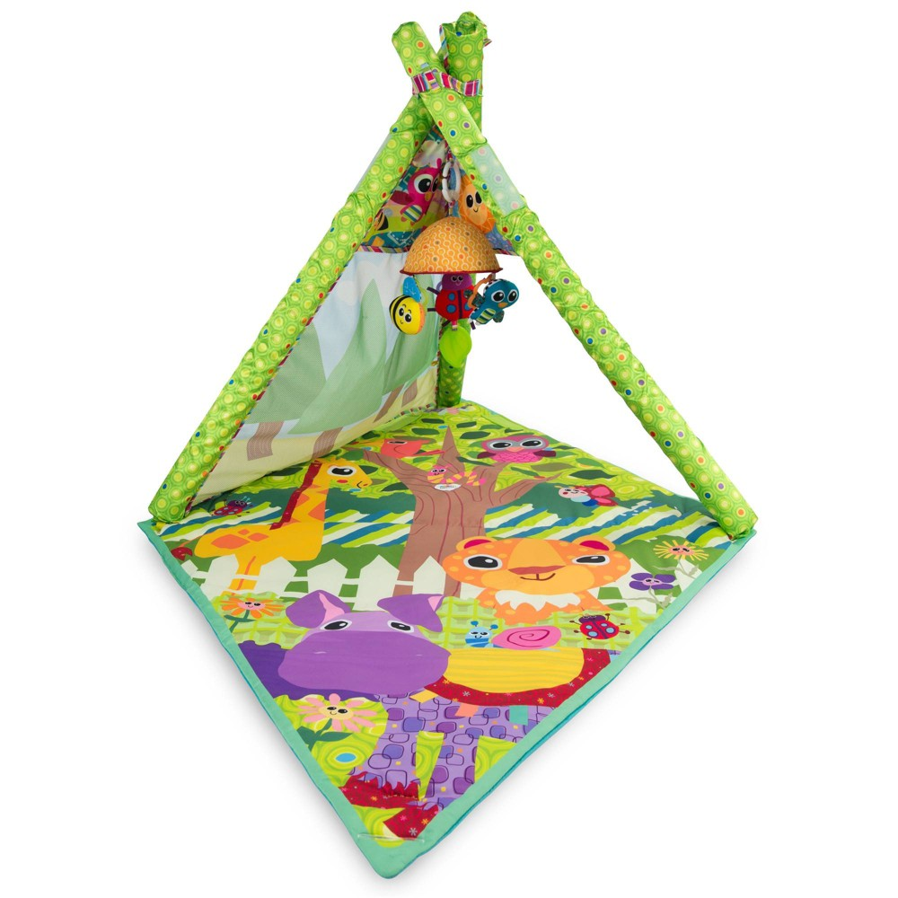 Image of Lamaze 4-in-1 Play Gym Activity Playmat