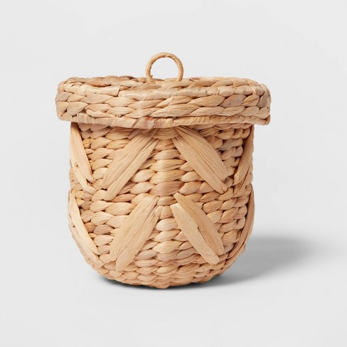 Woven Chevron Canister - Opalhouse™ - image 1 of 4