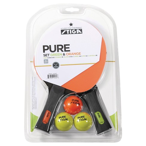 Stiga® Pure Player Table Tennis 2 Player Racket Set - image 1 of 1