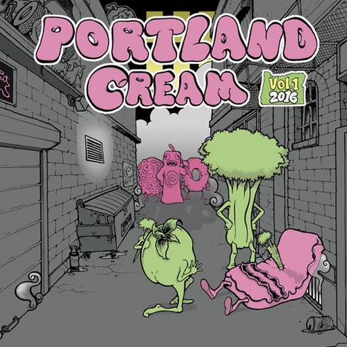 Various - Portland Cream Vol 1 (CD) - image 1 of 1