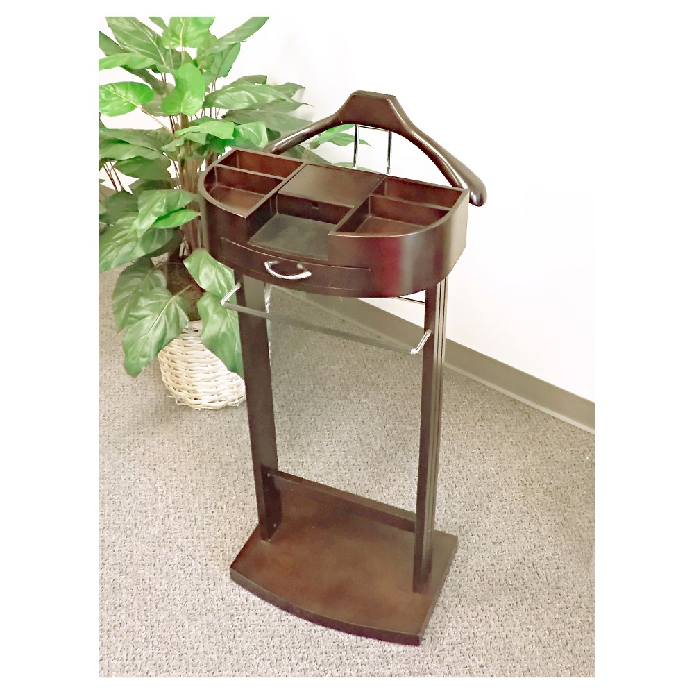 Valet Stand Brown - Proman Products