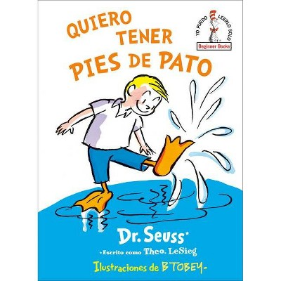 I Wish That I Had Duck Feet ( Beginner Books) (Reissue) (Hardcover) by Dr Seuss