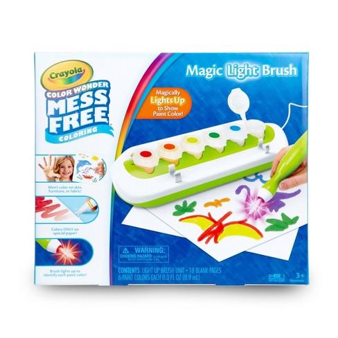 Crayola Color Wonder Magic Light Brush & Drawing Pad - image 1 of 4
