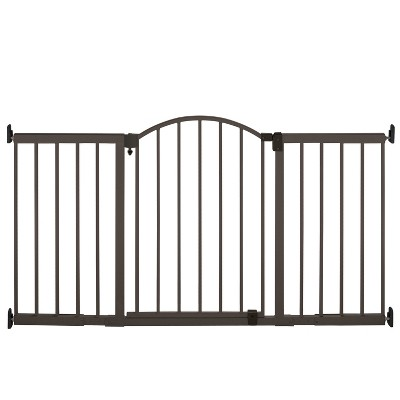 Summer Infant® Walk Thru Metal Expansion Baby Gate Extra Tall and Wide