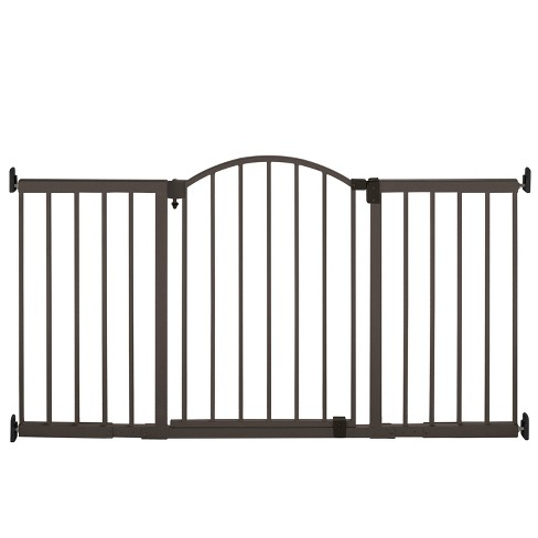 Summer Infant® Walk Thru Metal Expansion Baby Gate Extra Tall and Wide - image 1 of 4