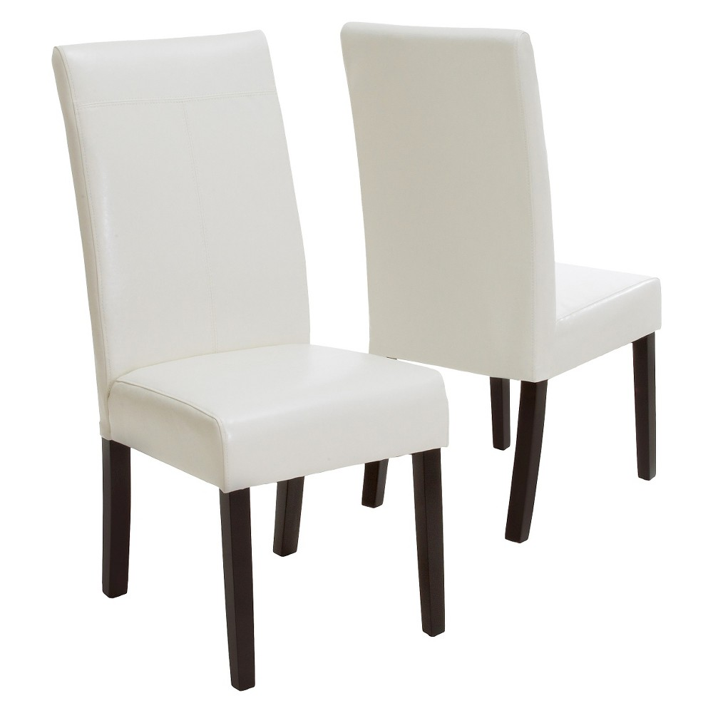 Christopher Knight Home Lissa Dining Chair - Ivory (Set of 2)