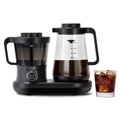 Dash Cold Brew Coffee Maker - Black