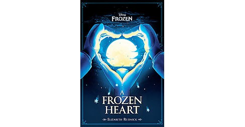 A Frozen Heart (Hardcover) by Elizabeth Rudnick - image 1 of 1