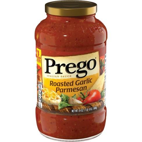 Prego Roasted Garlic Parmesan Italian Sauce 24oz - image 1 of 4