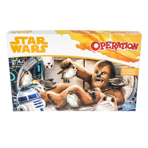 Operation Game: Star Wars Chewbacca Edition - image 1 of 9