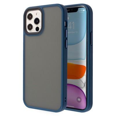 Insten Matte Translucent Case For iPhone 12 Pro Max / 12 Pro / 12 Mini / 12
