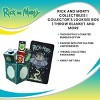 Toynk Rick and Morty Collectibles | Collector's LookSee Box | Throw Blanket and More - image 2 of 2