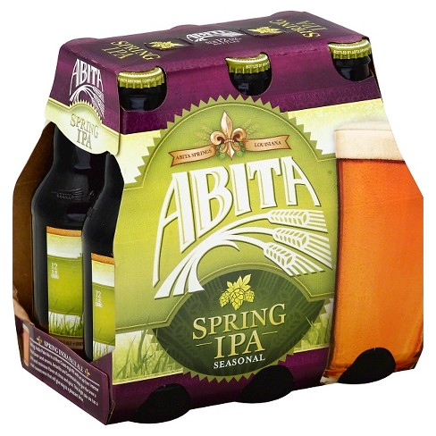 Abita Spring IPA - 6pk/12 fl oz Bottles - image 1 of 1