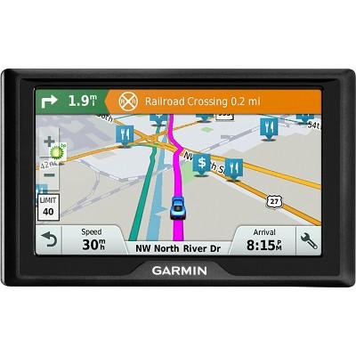 Garmin Drive 51 USA LM GPS Navigator - Black (010-01678-0B)