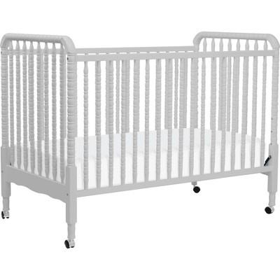 DaVinci Jenny Lind Stationary Crib - Fog Gray