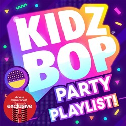 Kidz Bop Kidz - Kidz Bop Party Playlist (Target Exclusive, CD)