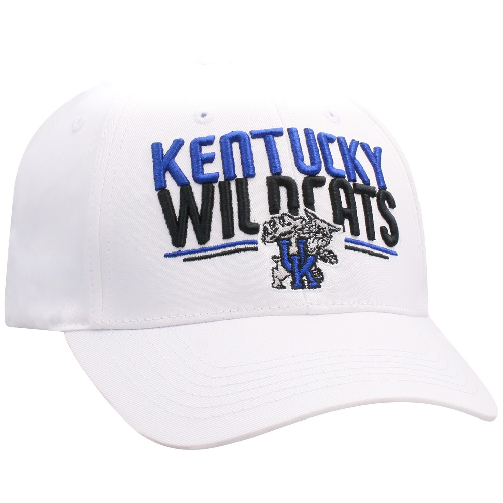 NCAA Men's Kentucky Wildcats Network Hat NCAA Men's Kentucky Wildcats Network Hat Size: Osfm. Gender: Male. Age Group: Adult. Material: Cotton.