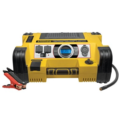 STANLEY Tools 1400 AMP Power station and Compressor