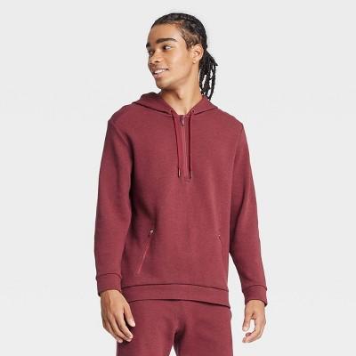 Men's Premium Fleece 1/4 Zip Hoodie - All in Motion™